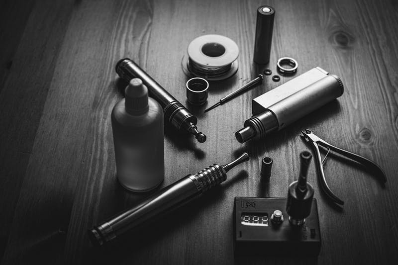 Tools to build a sub ohm clearomizer