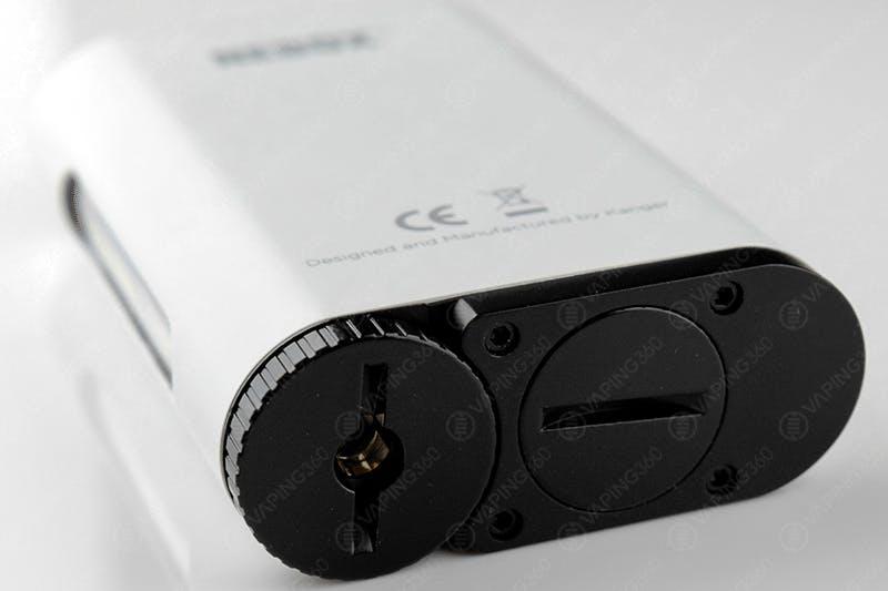 Kanger NEBOX E-Liquid/Battery Slot