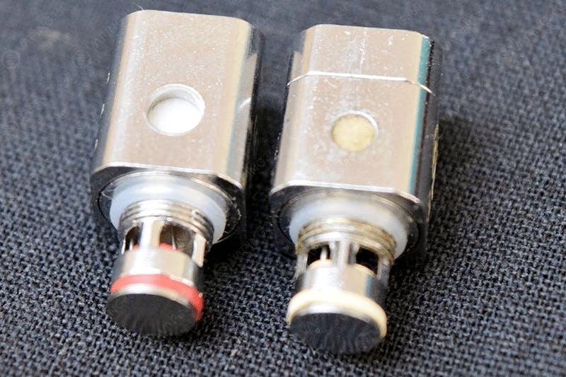 Kanger Subtank Mini (V2) 0.5 OCC vs. 0.5 Subtank Mini (V1) Coil
