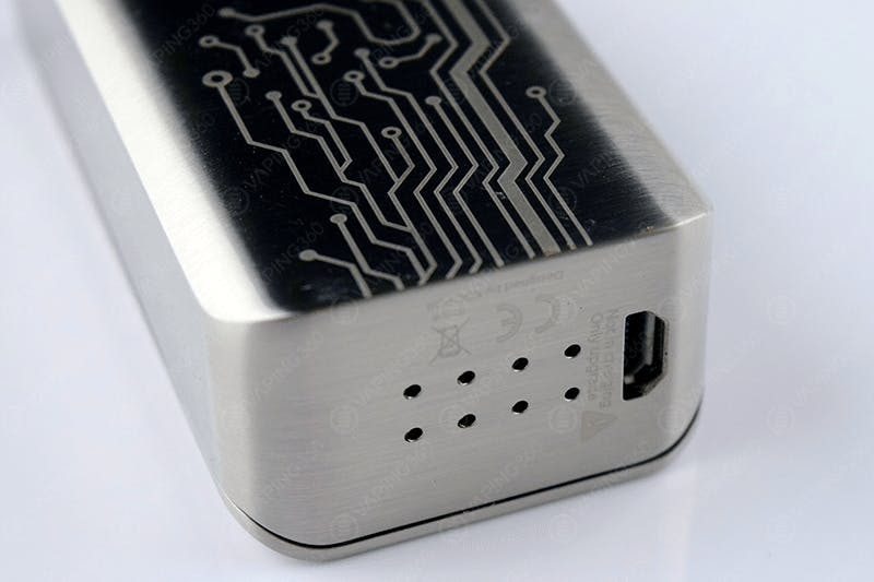 Koopor Mini USB Port and Vent Holes
