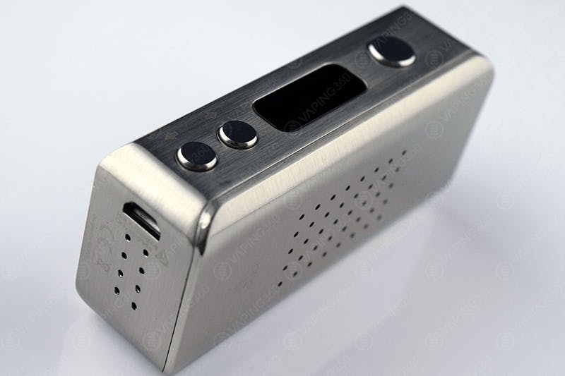 Koopor Mini Buttons/Screen/Vent Holes
