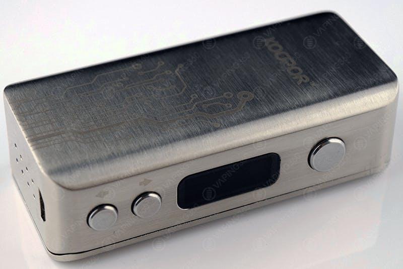 Koopor Mini Silver Edition