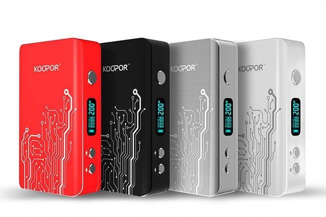 Koopor Plus Color Variations