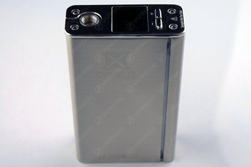 SMOK xCube II (Silver Edition)