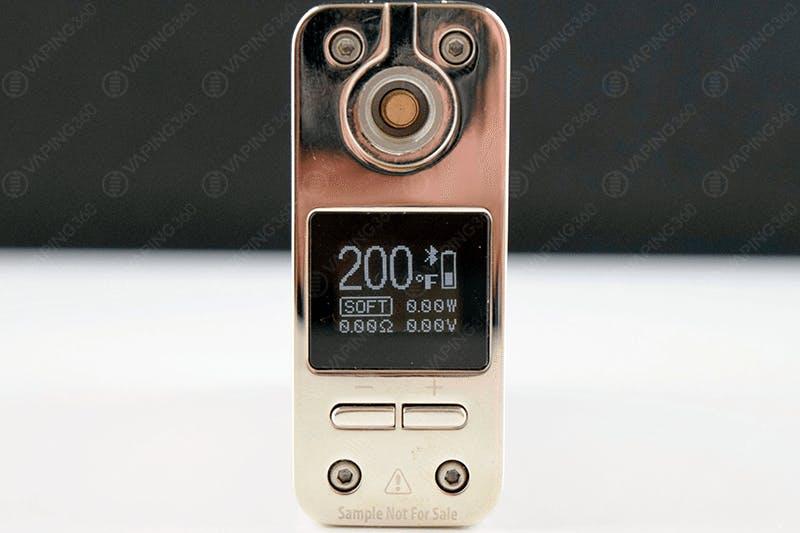 SMOK xCube II Pin/Screen/Buttons