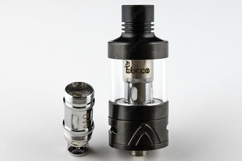 Tobeco Supertank Mini Package Content