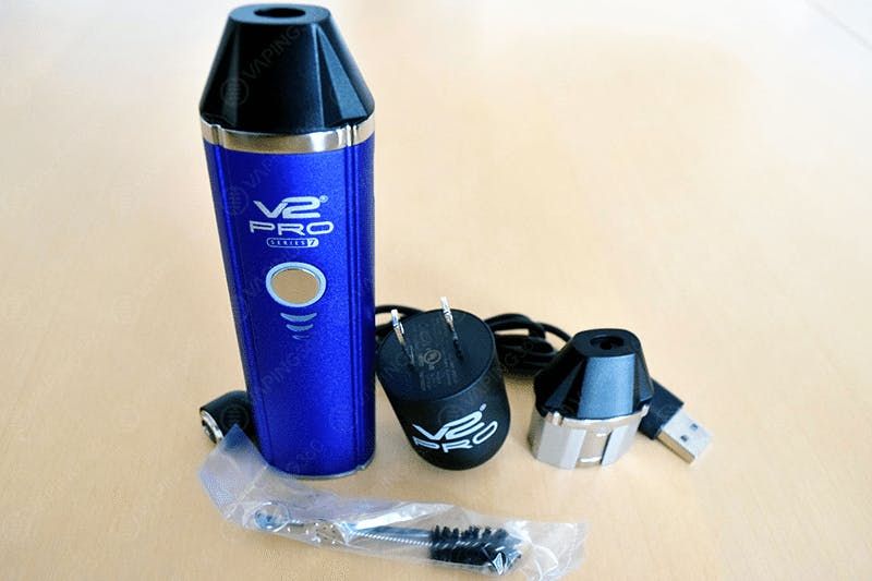 V2 Pro Series 7 Kit Content