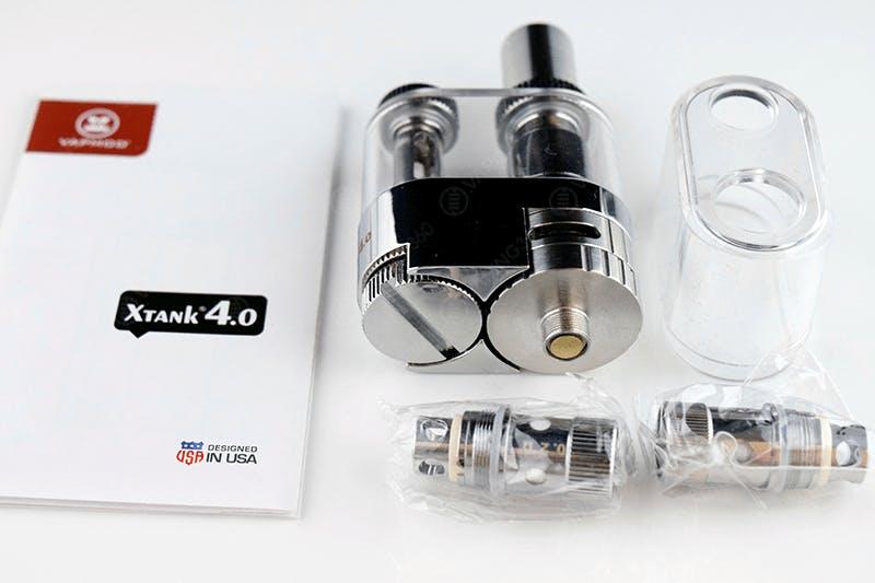 Vapmod Xtank 4.0 Package Content