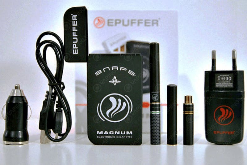 epuffer magnum snaps review vaping360