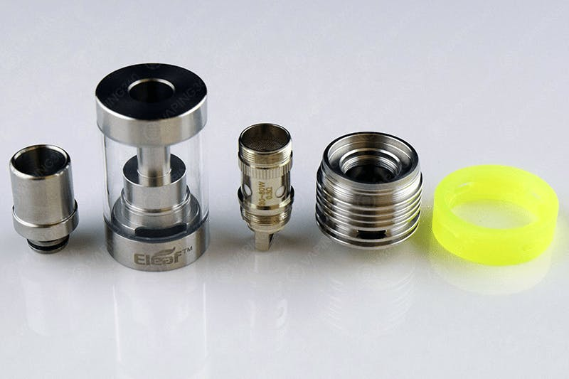 Eleaf iJust 2 Disassembled
