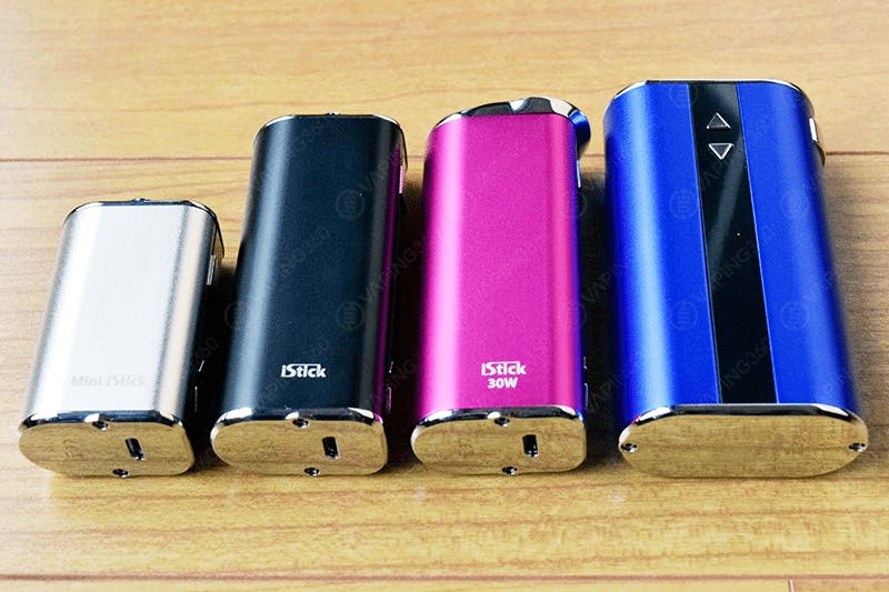 Eleaf IStick Family (10W, 20W, 30W and 50W)