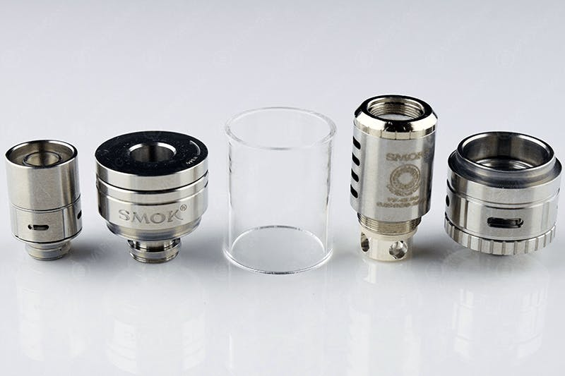 SMOK TFV-4 Mini Taken Apart