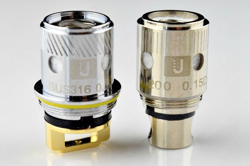 Uwell Rafale 0.5 vs Crown 0.15 Ni200 Coil