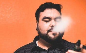 Vaping-Nicotine