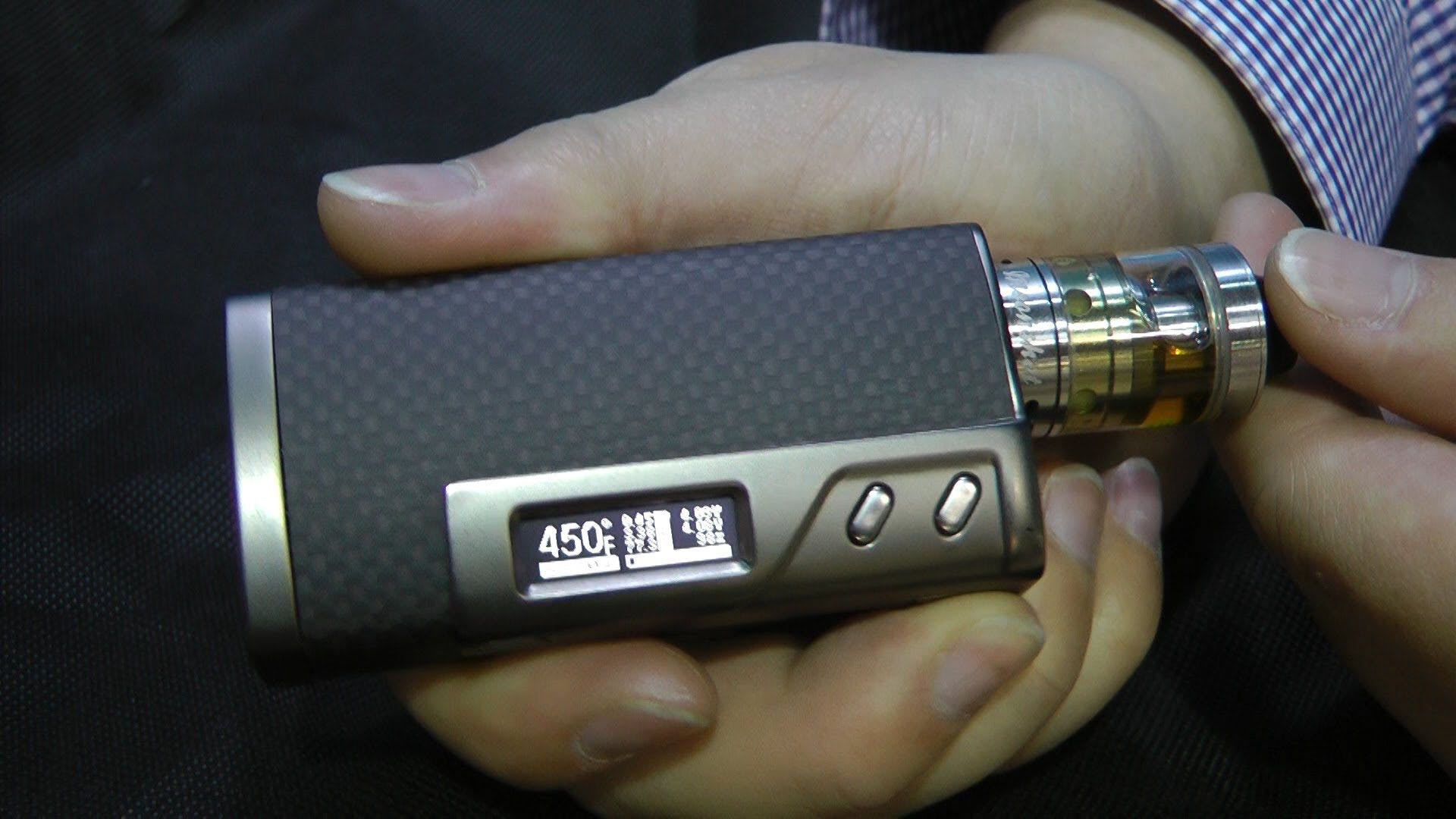 Sigelei 213 Mod and Moonshot RTA Interview