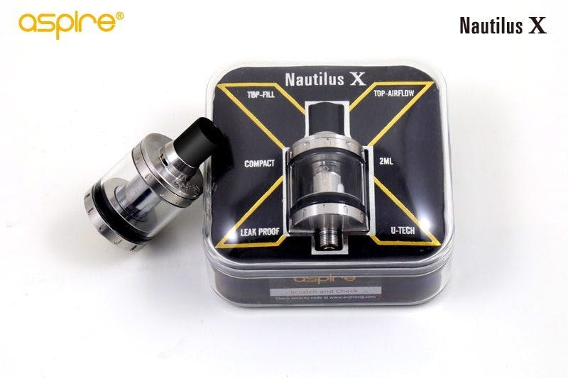 Aspire Nautilus X Packaging 2
