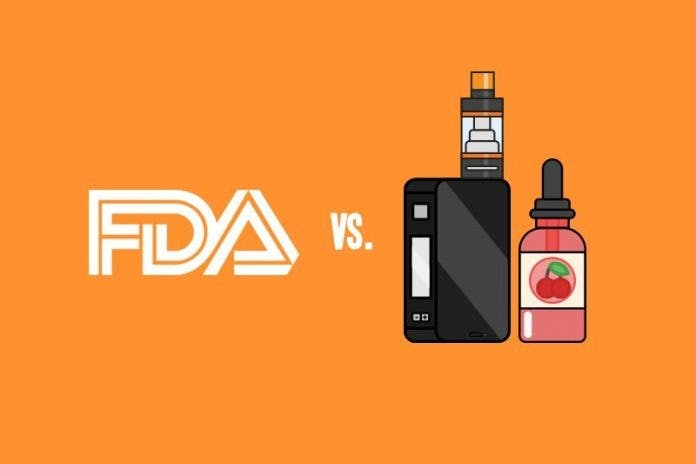 FDA-vs-Vaping