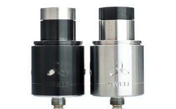 Uwell Rafale X RDA Black & Silver