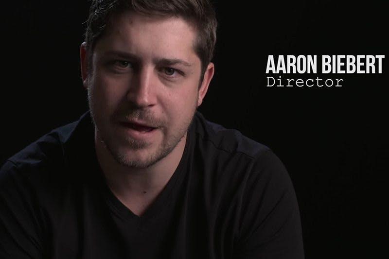 Aaron Biebert