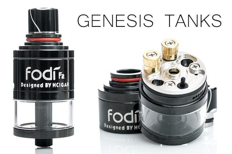 Genesis Tanks
