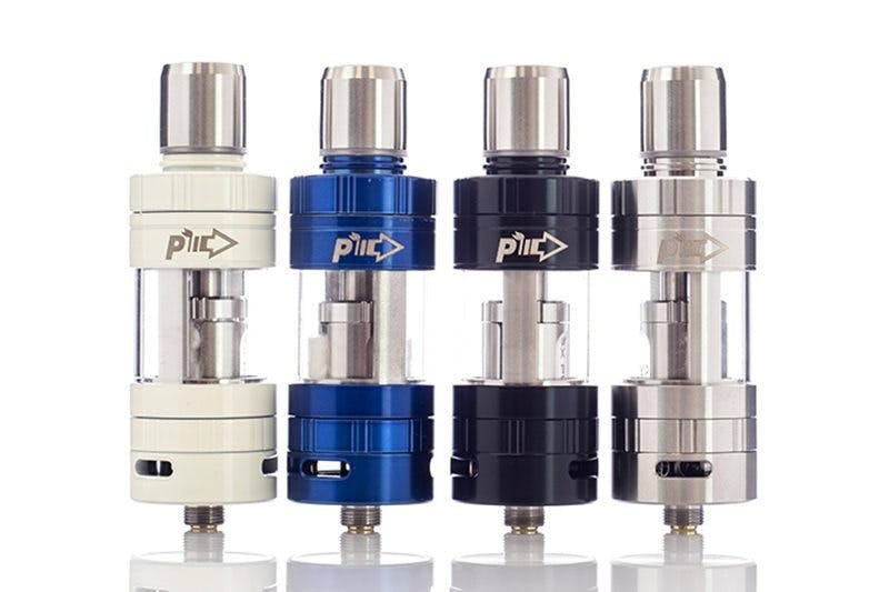 P4Y iPV Pure X2 Coil-Less Tank Colors