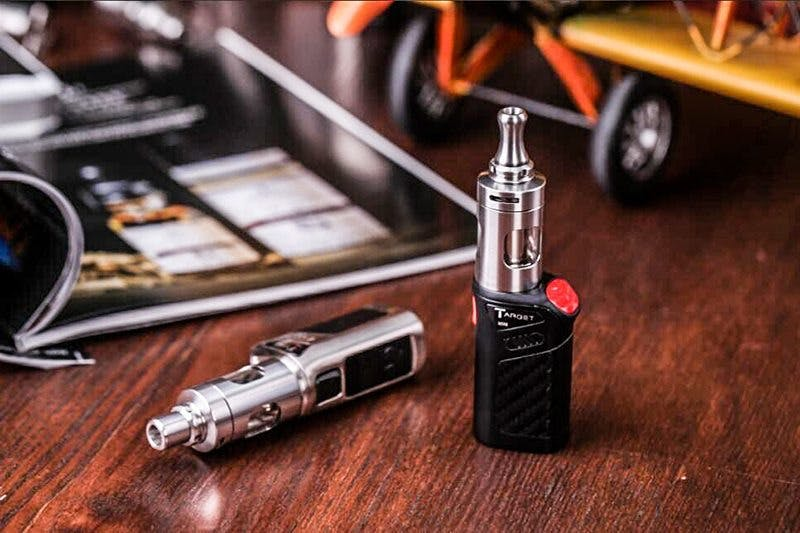 Vaporesso Target Mini Kit With Silver Guardian