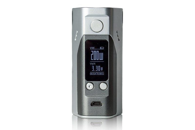 Wismec RX200S Front