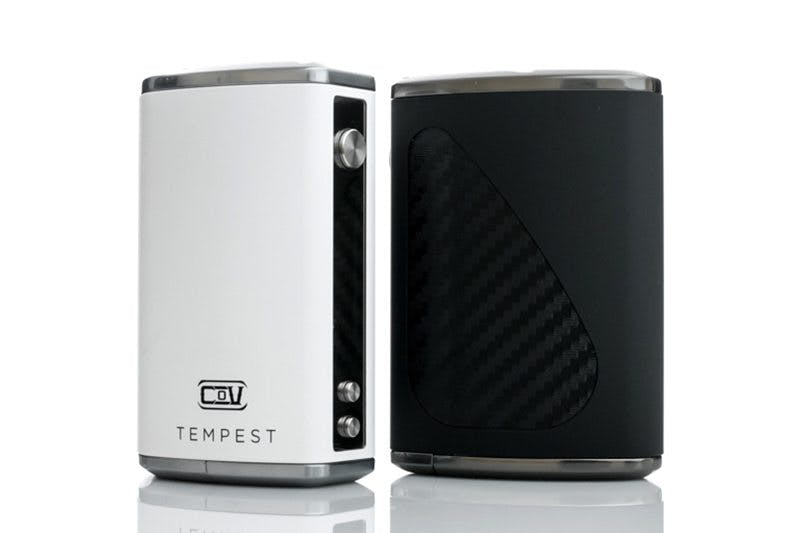 Council of Vapor Tempest 200W White Black