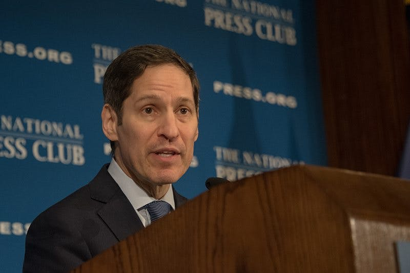 Tom Frieden CDC