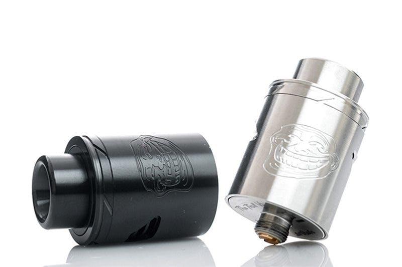 Wotofo Troll V2 RDA Silver & Black