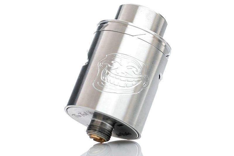 Wotofo Troll V2 RDA Silver