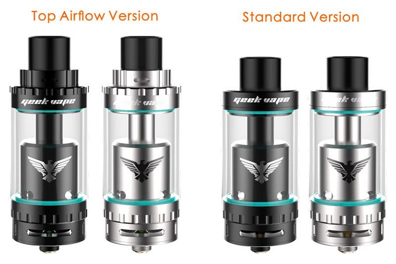 Geekvape Eagle Versions