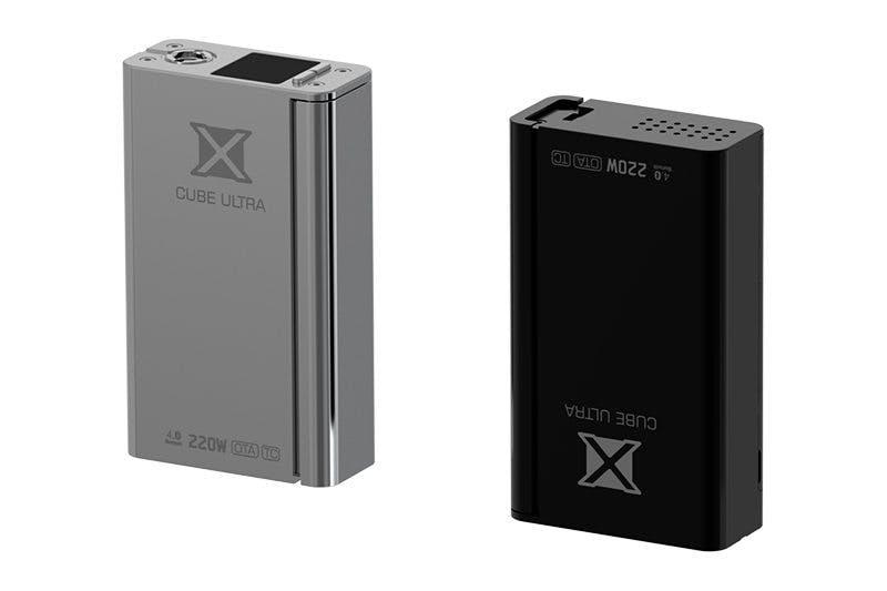 SMOK xCube Ultra Silver Black