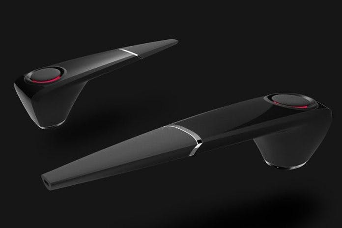 E-Pipe Concept by Designer Cyrille Durand