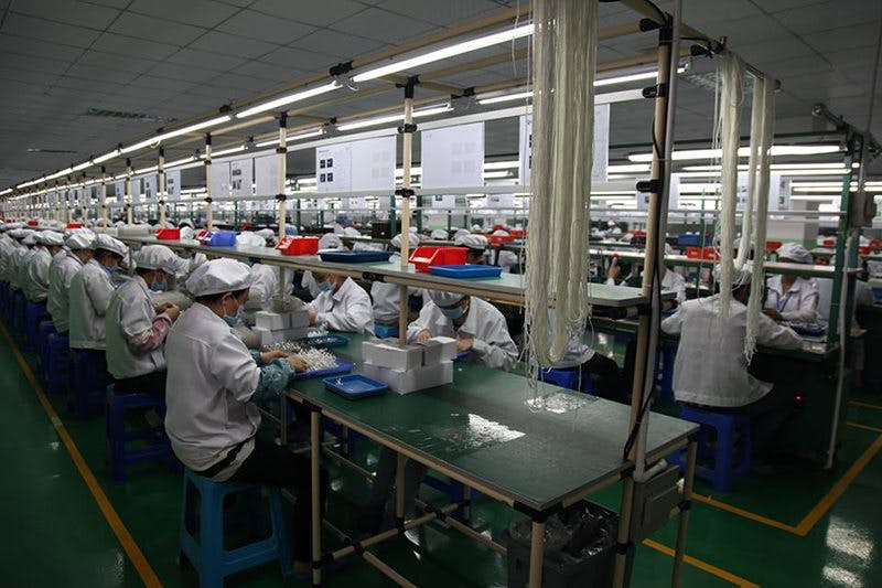 Kangertech Production Line