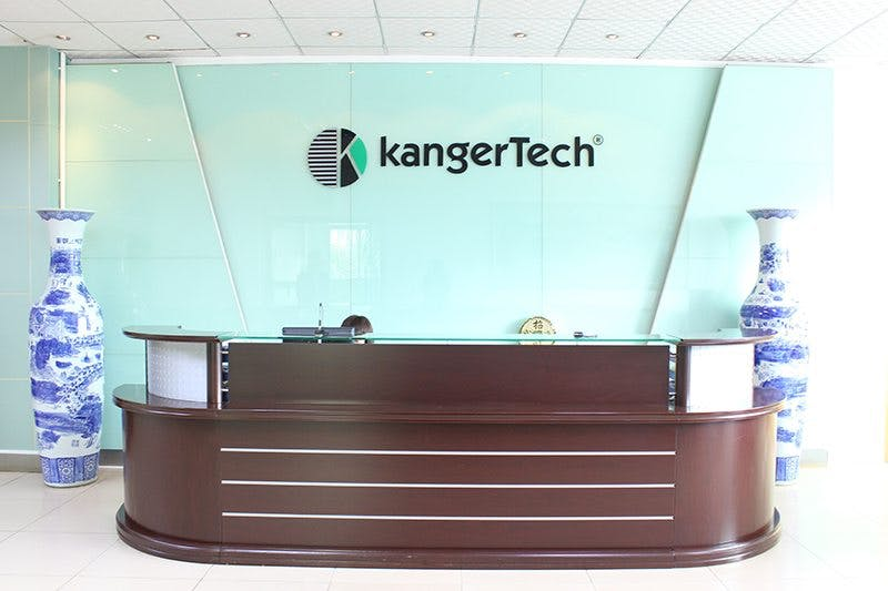 Kangertech Reception