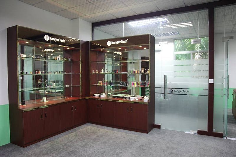 Kangertech Showroom