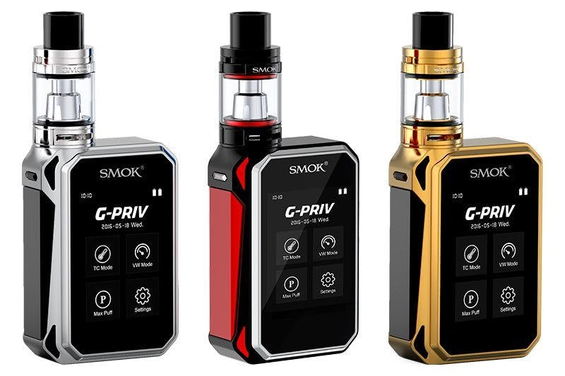 SMOK G-Priv 220W Review - Vaping360