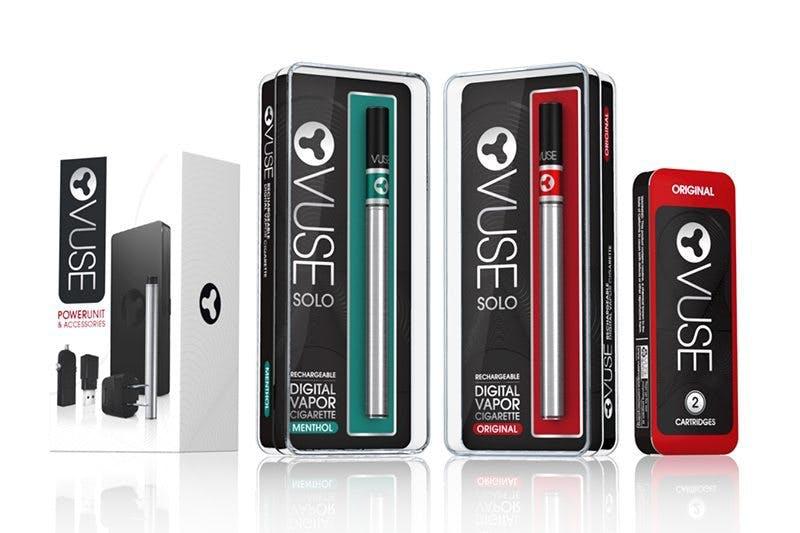 Vuse Digital Vapor Review - Vaping360