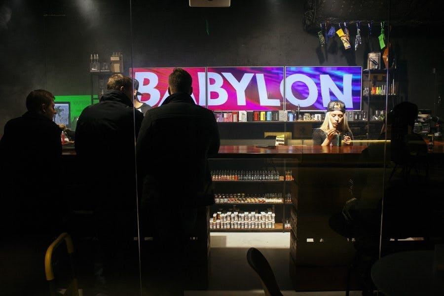 Babylon Vape Shop