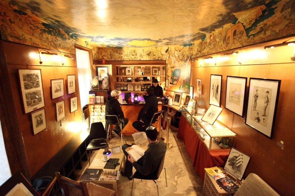 La Musee du Fumeur