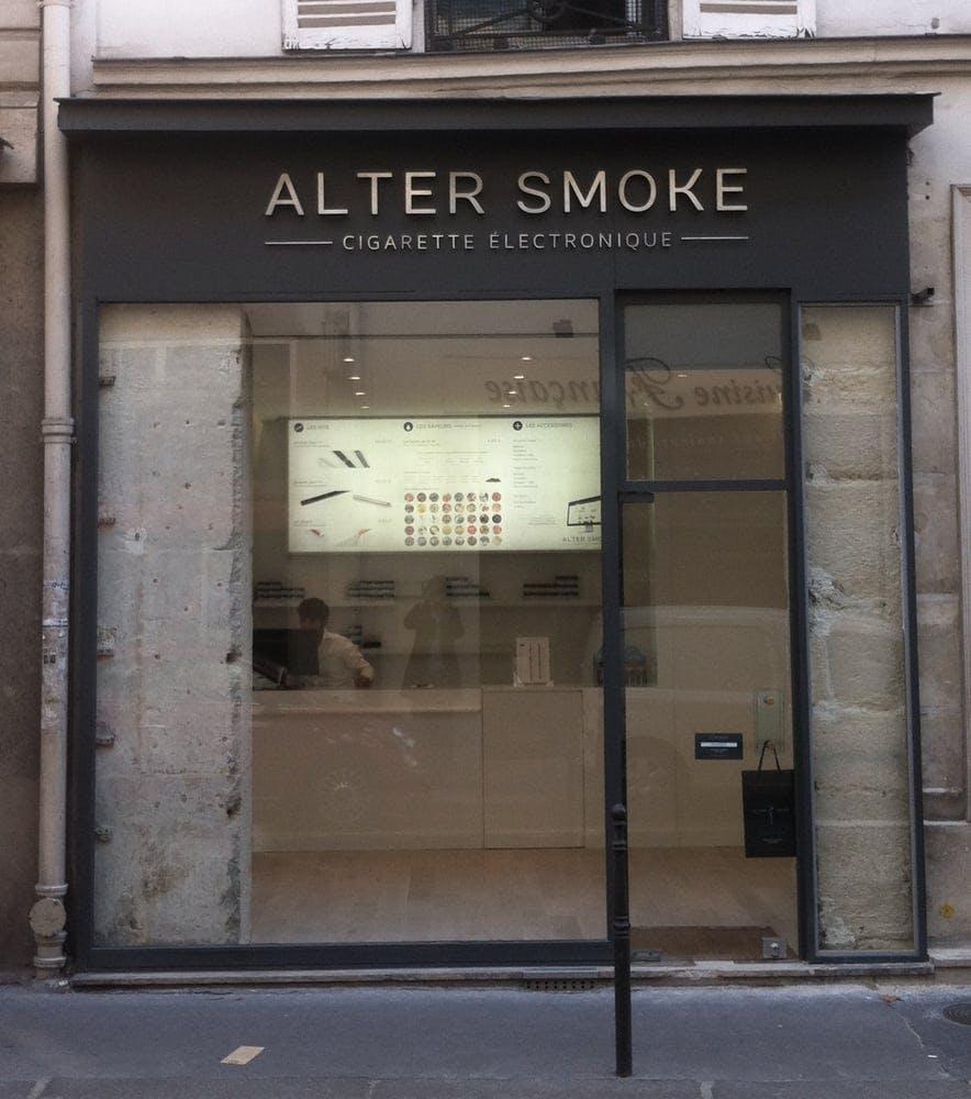 Alter Smoke Miromesnil