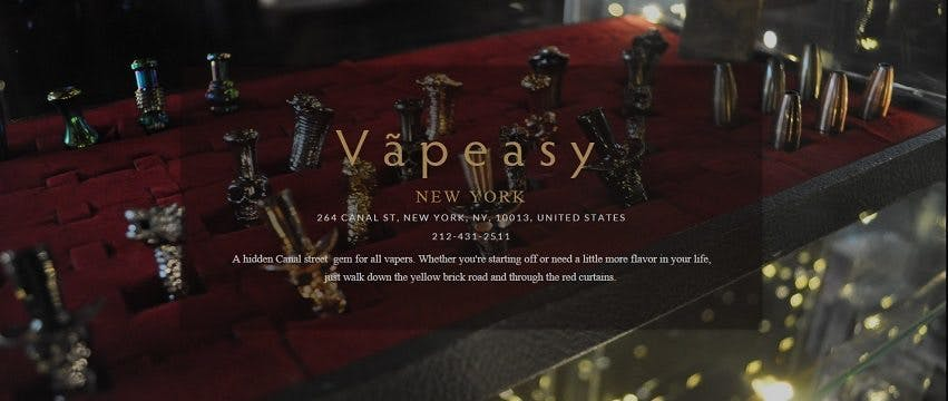 Vapeasy New York