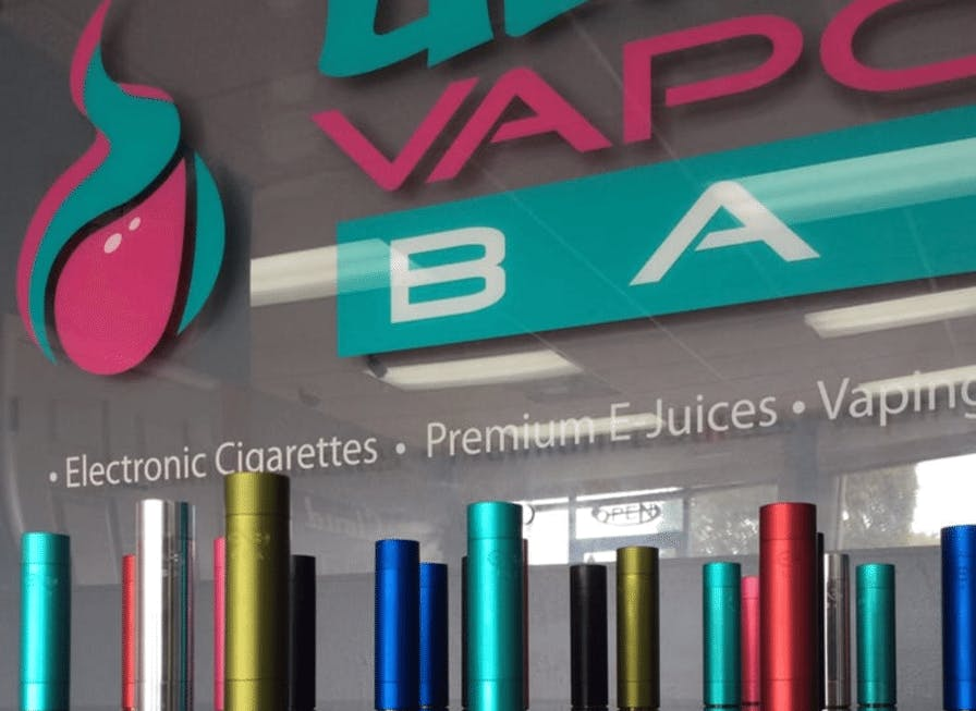 Ultra Vapor Bar Miami