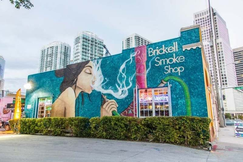 Brickell Smoke Shop Miami Florida