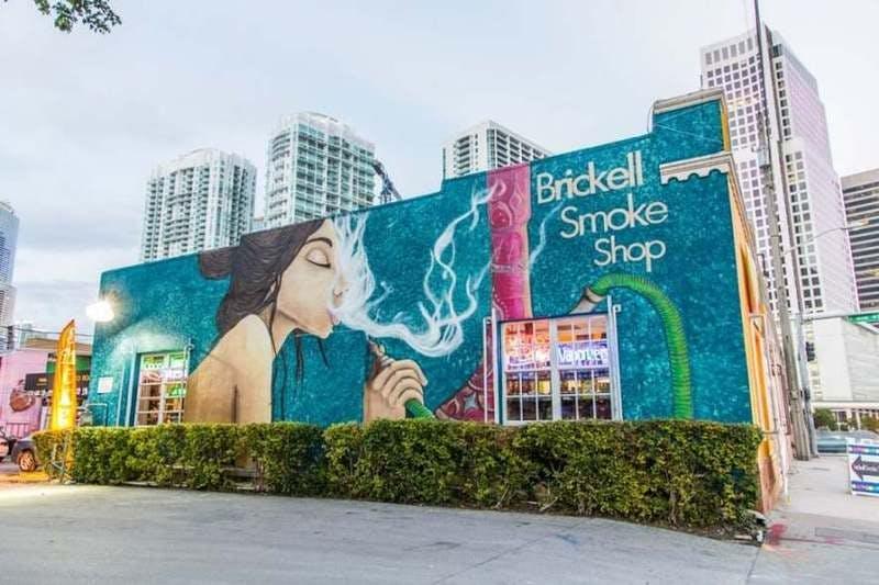Brickell Smoke Shop Miami Florida