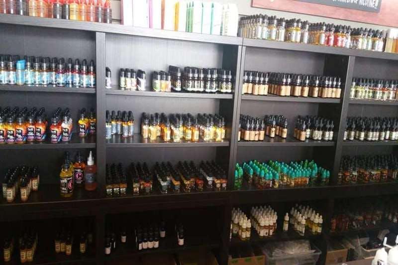 Juicebox Vapor Shop San Francisco