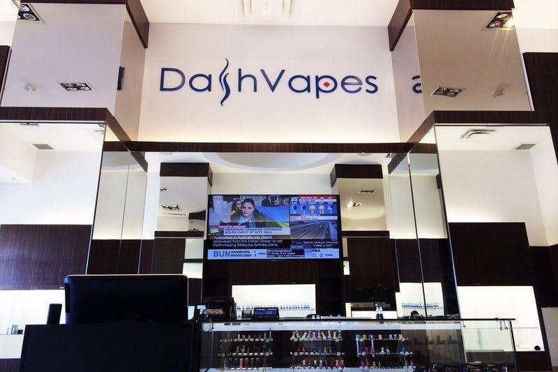DashVapes - Vape Shops - Toronto