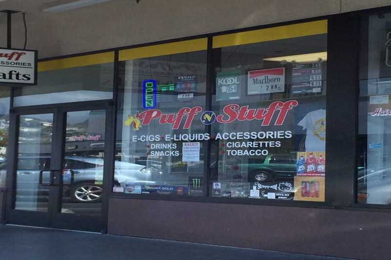 Puff N Stuff Vape Shop Hawaii