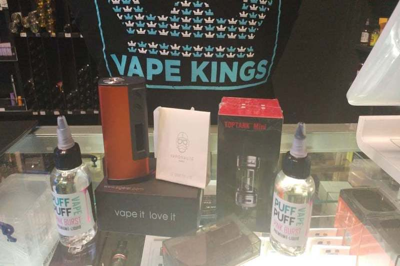 Vape kings shop Honolulu